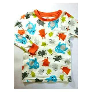 Carters LS Tshirt