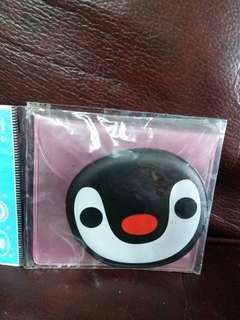 Pinga(pingu)日本絕版頭形毛粒擦