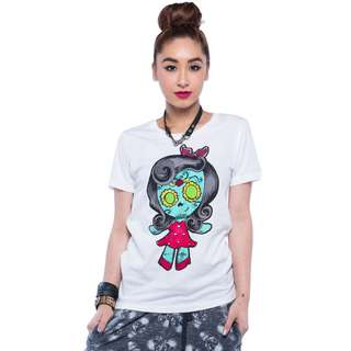 Clearance Sale 80% off- Iron Fist Rosie SS Tee