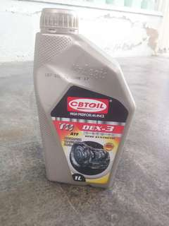 Gear Oil (Automatic)