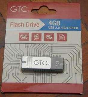 GTC Flash Drive 4GB USB