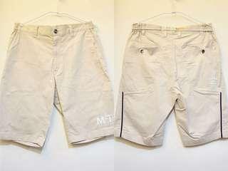 企鵝專櫃男裝 Munsingwear  休閒五分褲 短褲