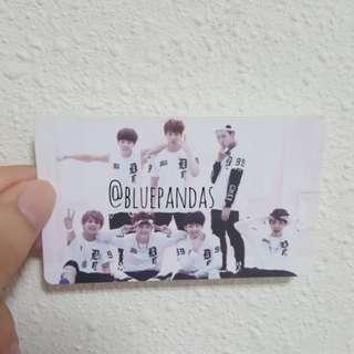 [Official] BTS O!RUL8,2? Group photocard