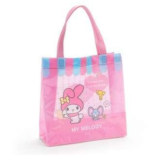 Japan Sanrio My Melody Vinyl Handbag Bag
