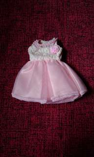 Floral Pink Doll Dress