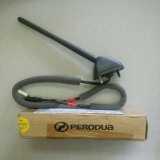 PERODUA MYVI LAGI BEST GENUINE PART ANTENNA ROOF TOP