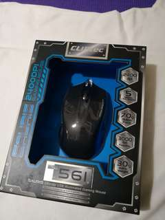 High quality CLiPtec Sauris gaming mouse