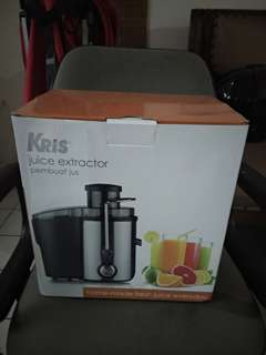 Kris juice extractor