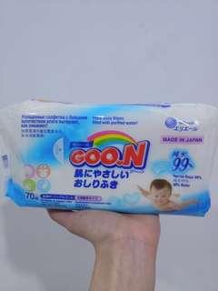 大王境內純水溼紙巾