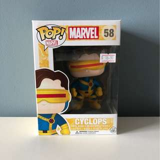 Funko Pop Marvel X-Men Cyclops