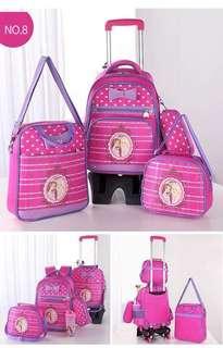 Trolley Bag 5in1