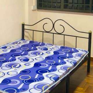 Brand new Queen Size Mattress with frame