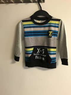 Clearance $7 Free Postage - BN Sweater for kids