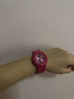 Baby G Shock Resistant watch