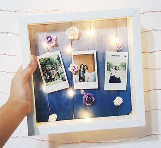 Light box with pictures