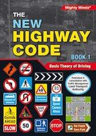 New Highway Code Basic Theory Test BTT Book