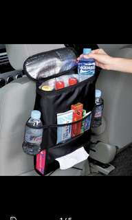 Car back seat storage or Organiser