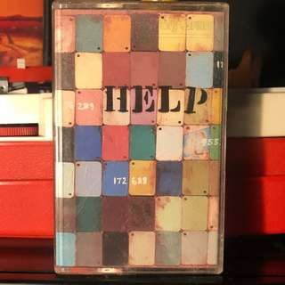 The Help Album War Child (1995) Kaset