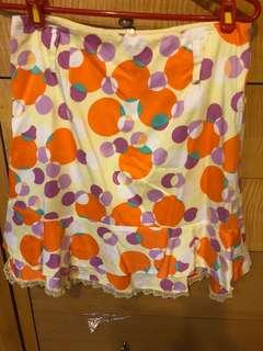 🚚 售:設計師品牌的花邊裙