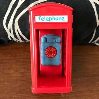 ELC Toy Telephone Booth