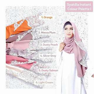 Sweet Syakilla with Lace Instant