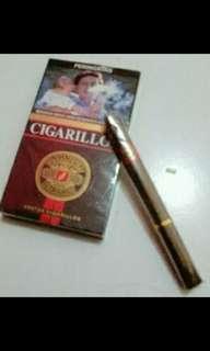 Cigarilos mini cerutu 1bunglus isi 6batang