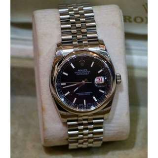Rolex Oyster Perpetual Date Just 36
