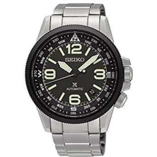 Seiko Prospex SRPA71K1 Men Automatic Compass Jam Tangan Pria SRPA71