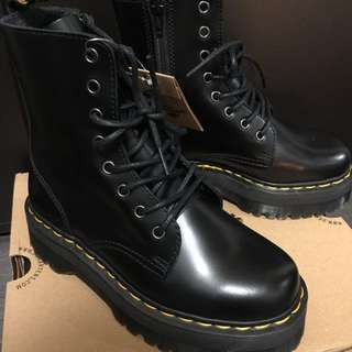 Dr.Martens Jadon 馬丁大夫 8孔靴 全新 UK6/39