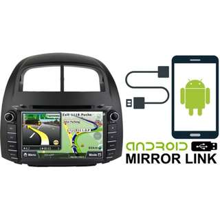 Myvi 2005-2011 8' DVD Android Player(FREE CAMERA)