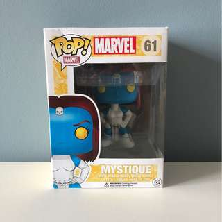Funko Pop Marvel Mystique