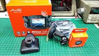 Mio 538 行車記錄器 1080P錄影