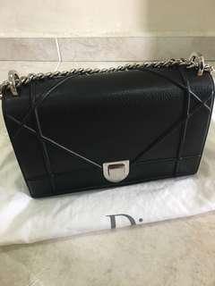 Christian Dior Diorama Flapbag (Medium)