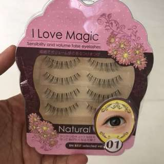 Japan false eyelashes