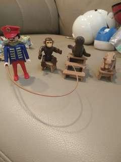 Playmobil Animal Trainer