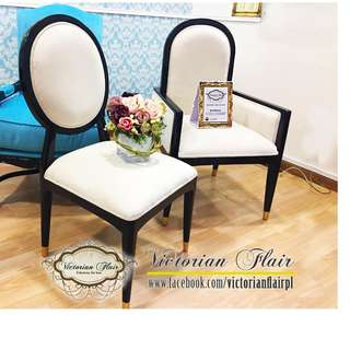 PRE-ORDER : Mid Century Dining Chairs by VICTORIAN FLAIR