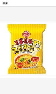 韓國不倒翁~起司拉麵