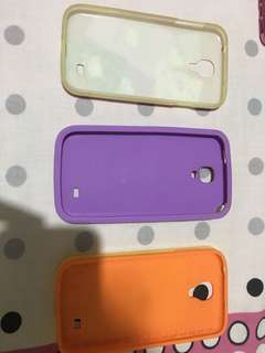 Samsung s4 assorted cases (BUNDLE offer)