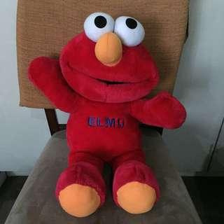 Elmo Stuffed Toy
