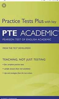 PTE reviewer all u Need to pass