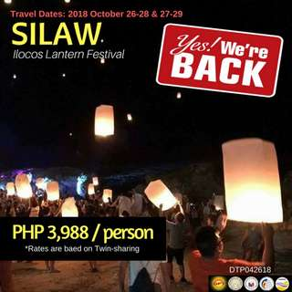 SILAW (Ilocos Lantern Festival)