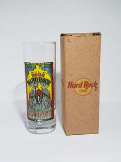Cleveland Hard Rock Cafe City Shot Glass, Collectible