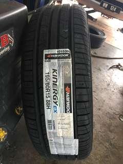 195/60/15 H308 Hankook Tyre