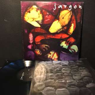 Jargon (1998) Noiserock Emo Punk Driven LP Record Vinyl