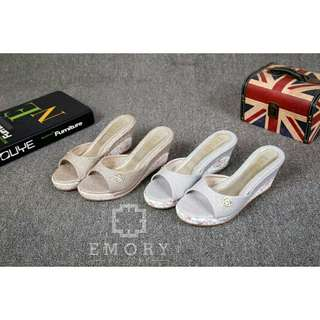 sandal wedges emory
