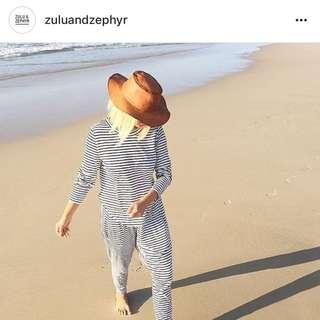 Zuluandzepher top perfect condition
