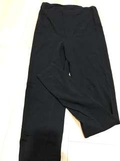 H&M maternity black leggings