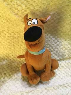Scooby Doo stuffed toy