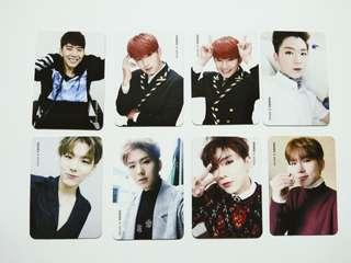 Monsta X Kihyun Photocards