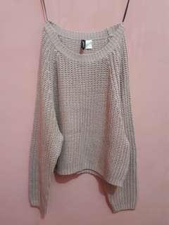 Sweater Rajut H&M